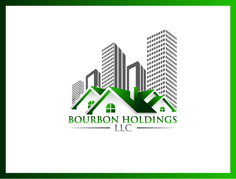Logo Design by Private User - Entry No. 119 in the Logo Design Contest Logo Design for Bourbon Holdings, LLC.