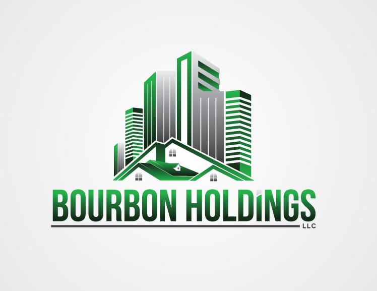 Logo Design by RasYa Muhammad Athaya - Entry No. 134 in the Logo Design Contest Logo Design for Bourbon Holdings, LLC.