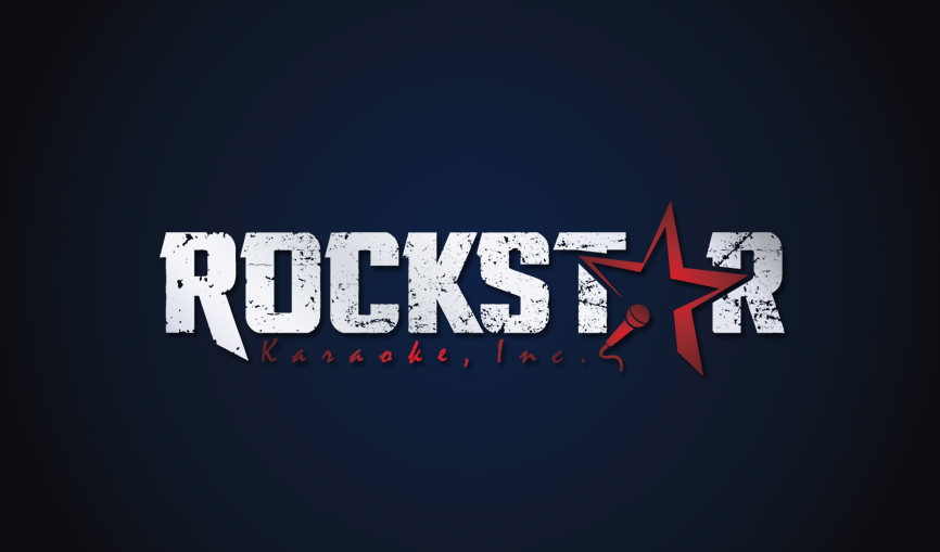Logo Design by RasYa Muhammad Athaya - Entry No. 94 in the Logo Design Contest Fun Logo Design for Rockstar Karaoke, Inc..
