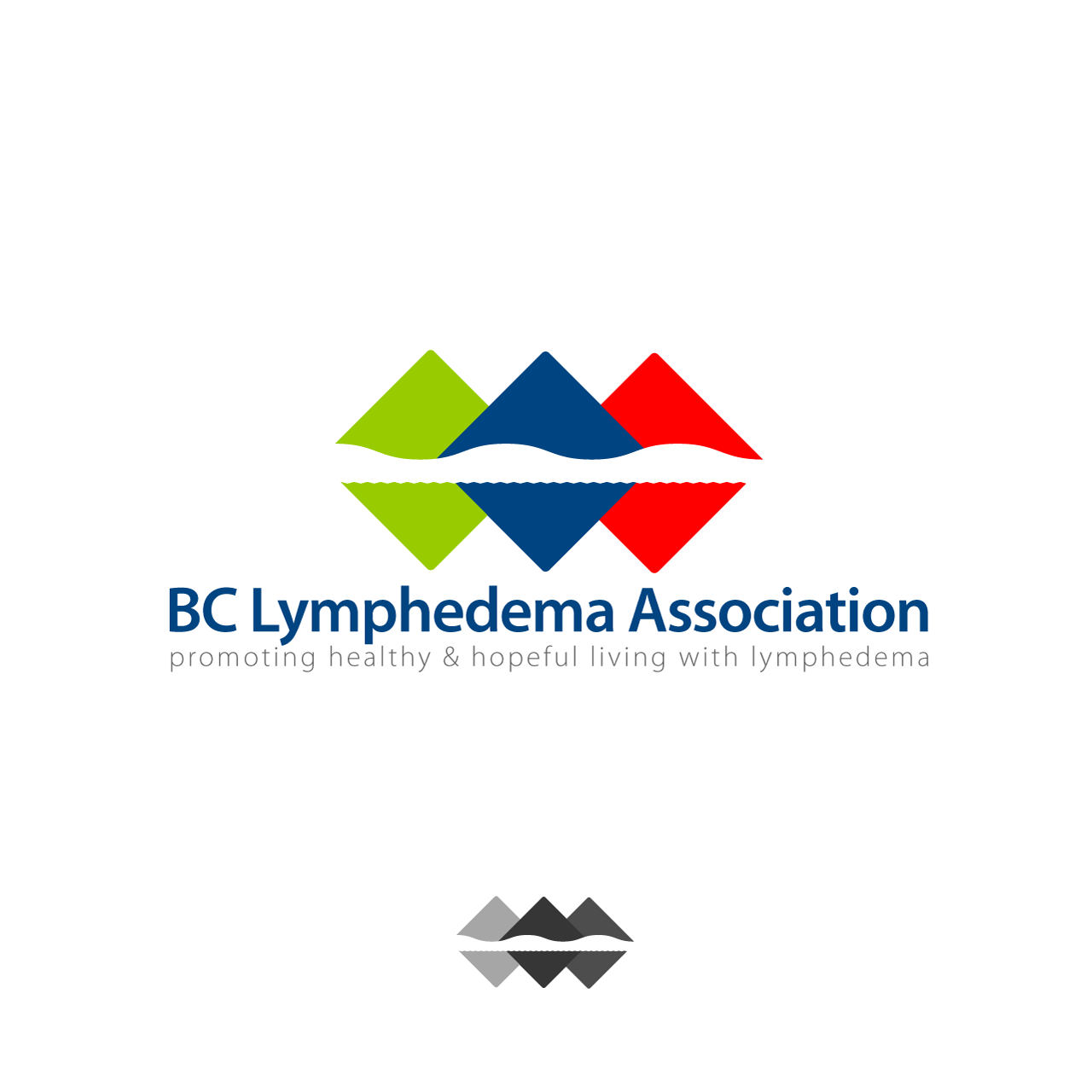 Logo Design by umxca - Entry No. 35 in the Logo Design Contest BC Lymphedema Association.