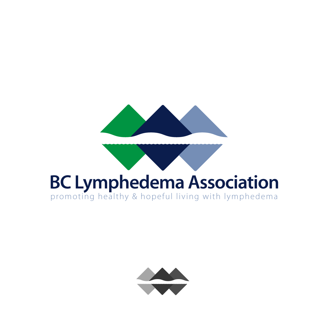 Logo Design by umxca - Entry No. 36 in the Logo Design Contest BC Lymphedema Association.