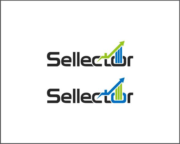 Logo Design by Armada Jamaluddin - Entry No. 71 in the Logo Design Contest Imaginative Logo Design for Sellector.