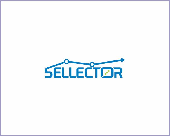 Logo Design by Armada Jamaluddin - Entry No. 109 in the Logo Design Contest Imaginative Logo Design for Sellector.