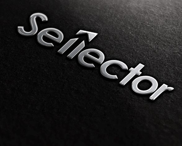 Logo Design by Armada Jamaluddin - Entry No. 111 in the Logo Design Contest Imaginative Logo Design for Sellector.