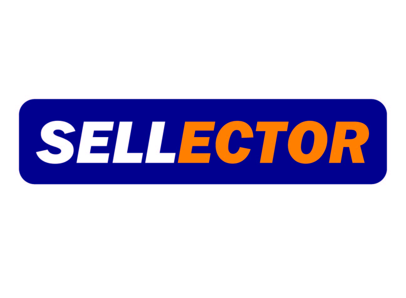 Logo Design by Mohamed Sheikh - Entry No. 118 in the Logo Design Contest Imaginative Logo Design for Sellector.