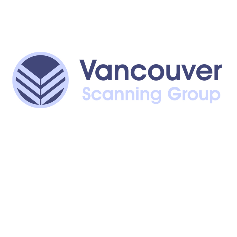 Logo Design by zams - Entry No. 7 in the Logo Design Contest Vancouver Scanning Group.