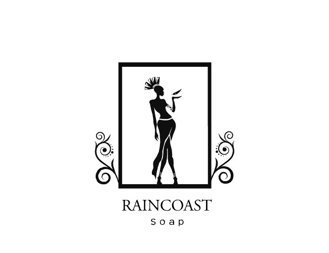 Logo Design by Hania Hassaan - Entry No. 42 in the Logo Design Contest Unique Logo Design Wanted for Raincoast Goods.
