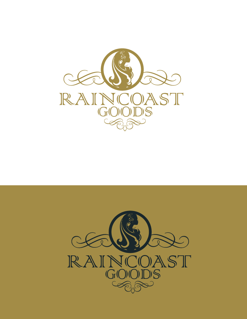 Logo Design by Private User - Entry No. 53 in the Logo Design Contest Unique Logo Design Wanted for Raincoast Goods.