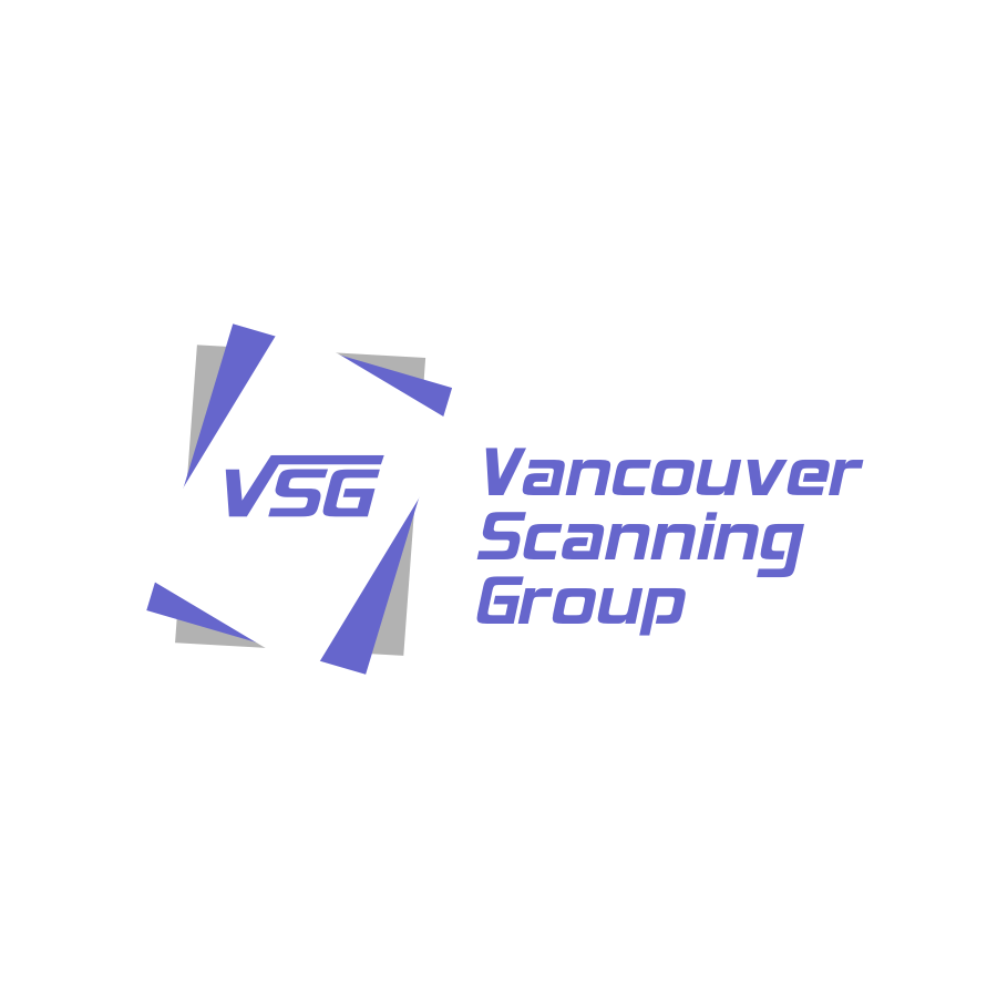 Logo Design by Rudy - Entry No. 11 in the Logo Design Contest Vancouver Scanning Group.
