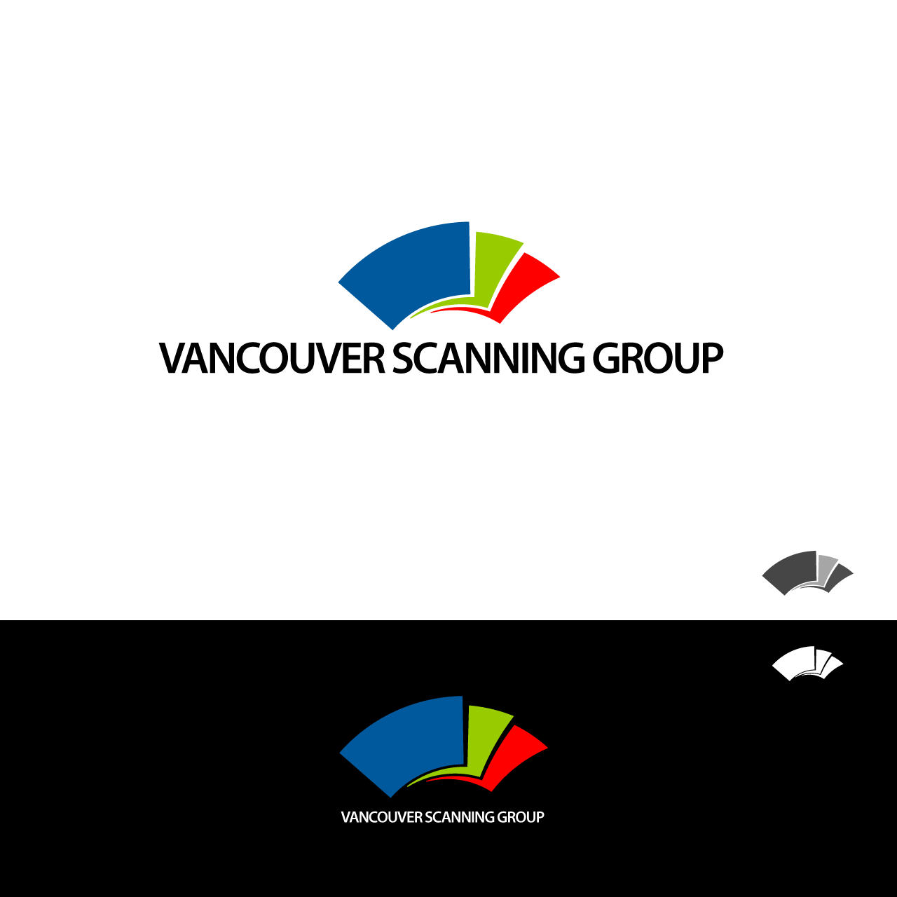 Logo Design by umxca - Entry No. 13 in the Logo Design Contest Vancouver Scanning Group.