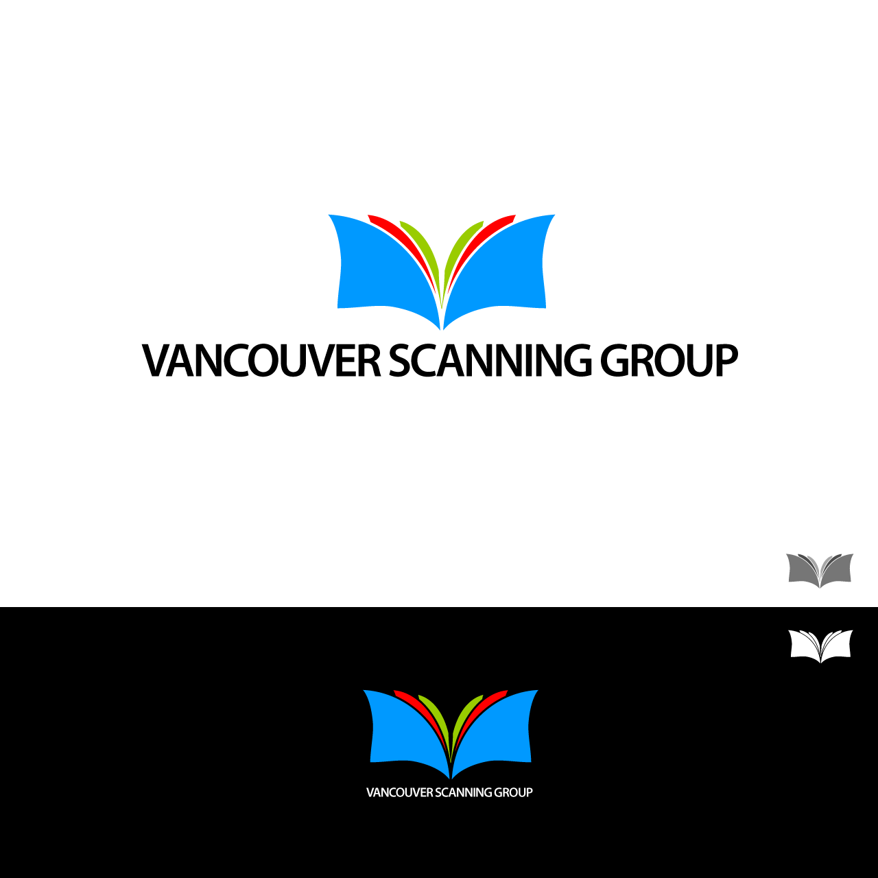 Logo Design by umxca - Entry No. 14 in the Logo Design Contest Vancouver Scanning Group.