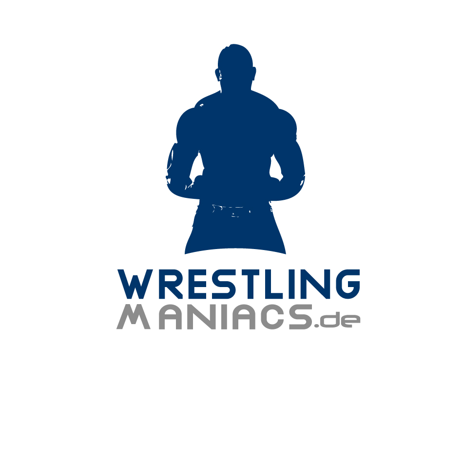 Logo Design by aesthetic-art - Entry No. 9 in the Logo Design Contest Wrestling Maniacs.