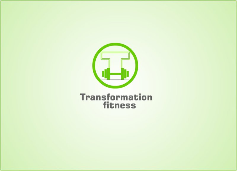 Logo Design by Private User - Entry No. 5 in the Logo Design Contest Inspiring Logo Design for Transformation fitness.