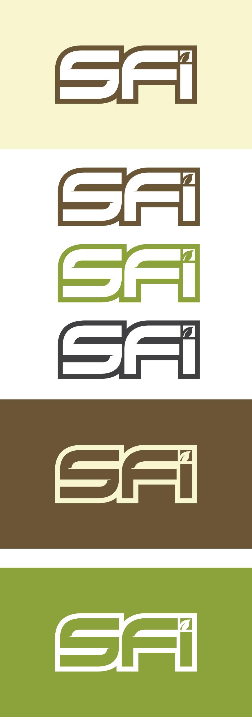 Logo Design by RasYa Muhammad Athaya - Entry No. 115 in the Logo Design Contest Inspiring Logo Design for SFI.