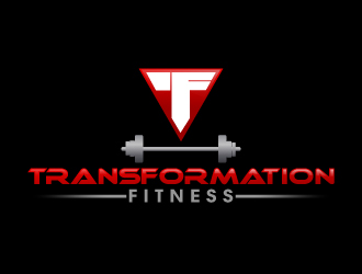 Logo Design by Jeng Loyola - Entry No. 26 in the Logo Design Contest Inspiring Logo Design for Transformation fitness.