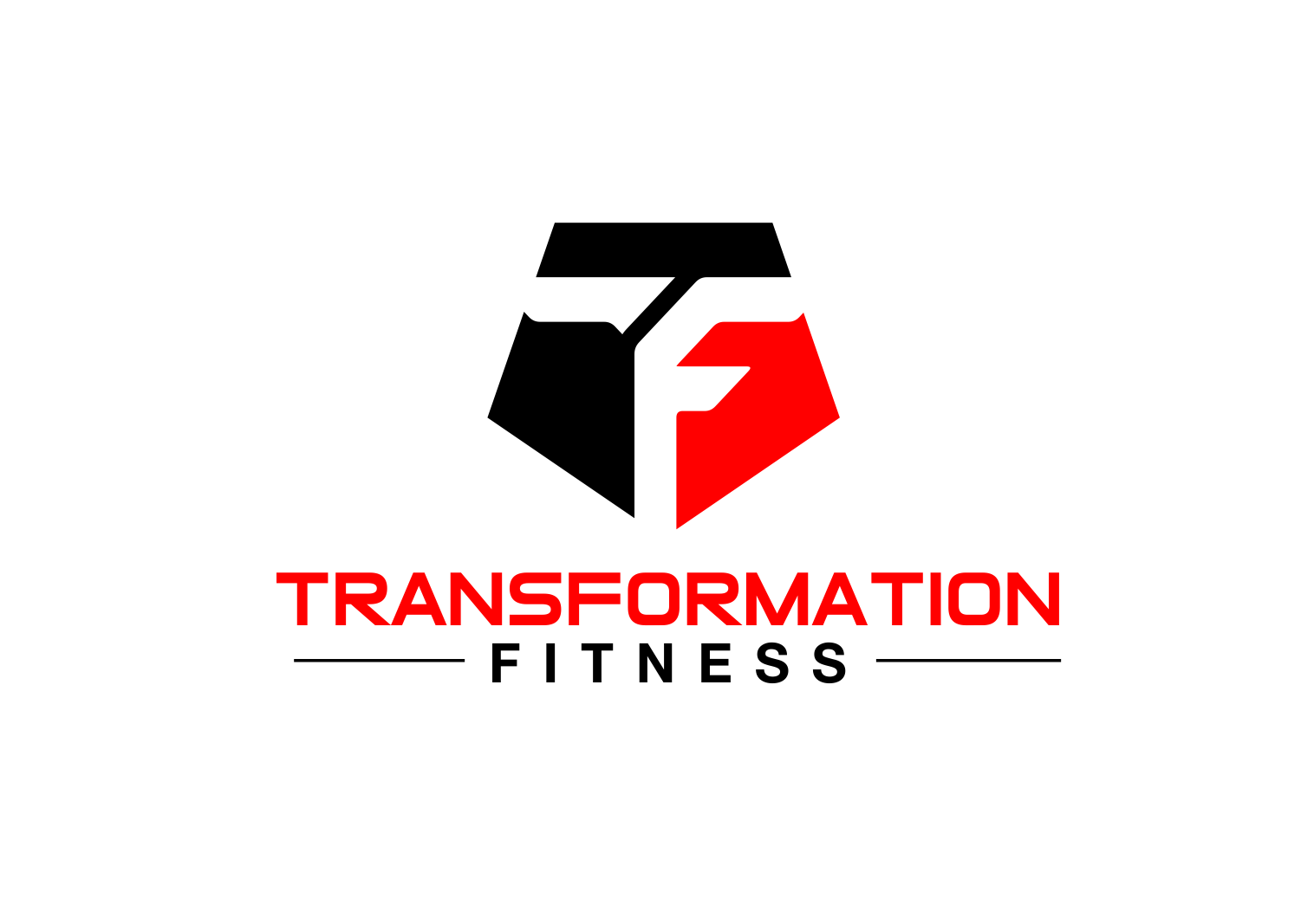 Logo Design by Private User - Entry No. 37 in the Logo Design Contest Inspiring Logo Design for Transformation fitness.