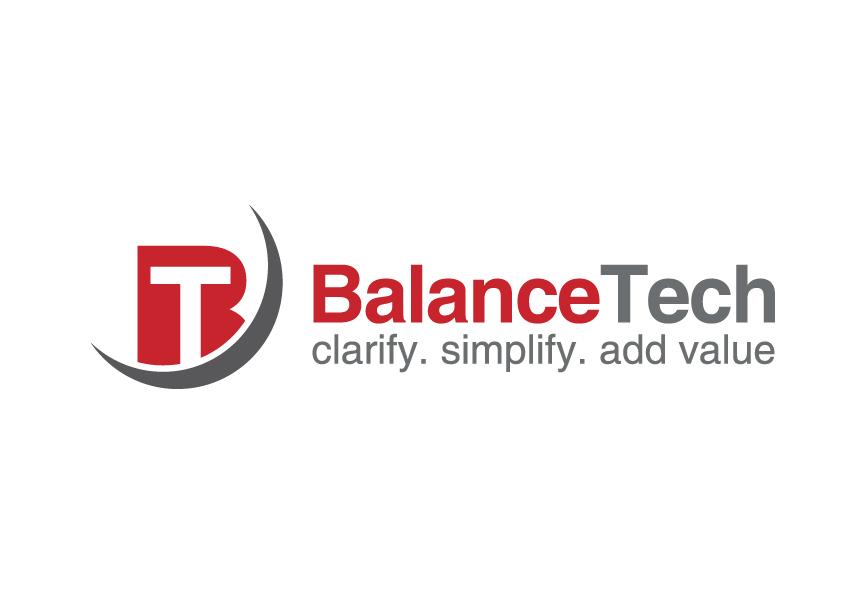 Logo Design by RasYa Muhammad Athaya - Entry No. 6 in the Logo Design Contest Imaginative Logo Design for BalanceTech.
