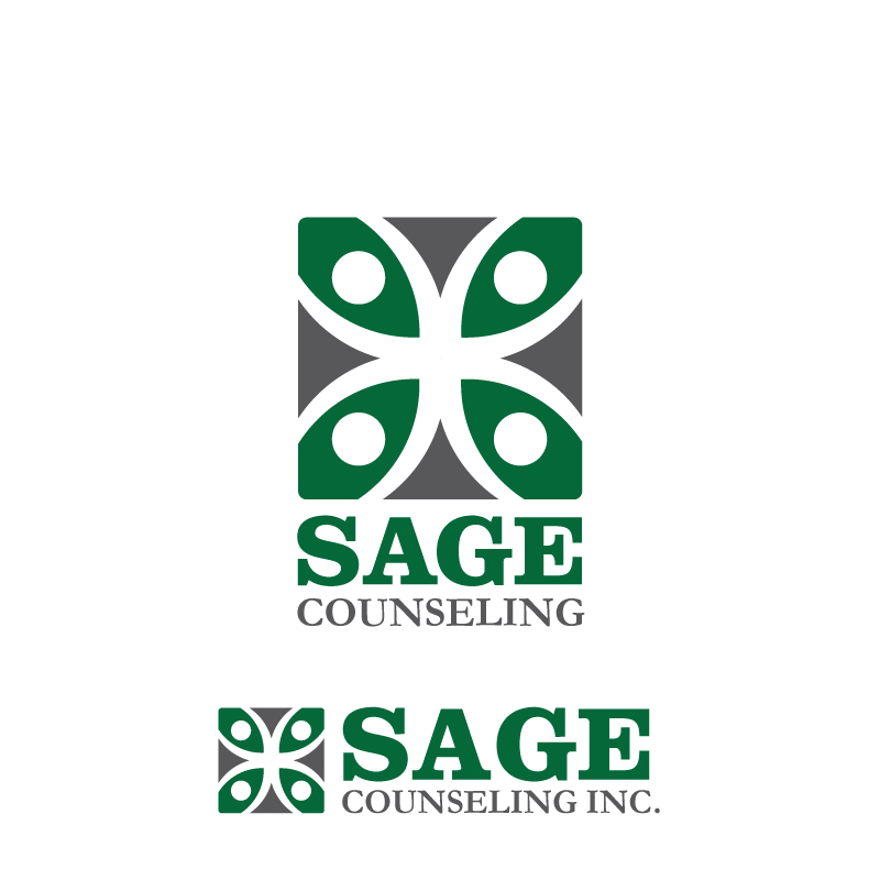 Logo Design by Erik - Entry No. 73 in the Logo Design Contest Sage Counselling Inc..