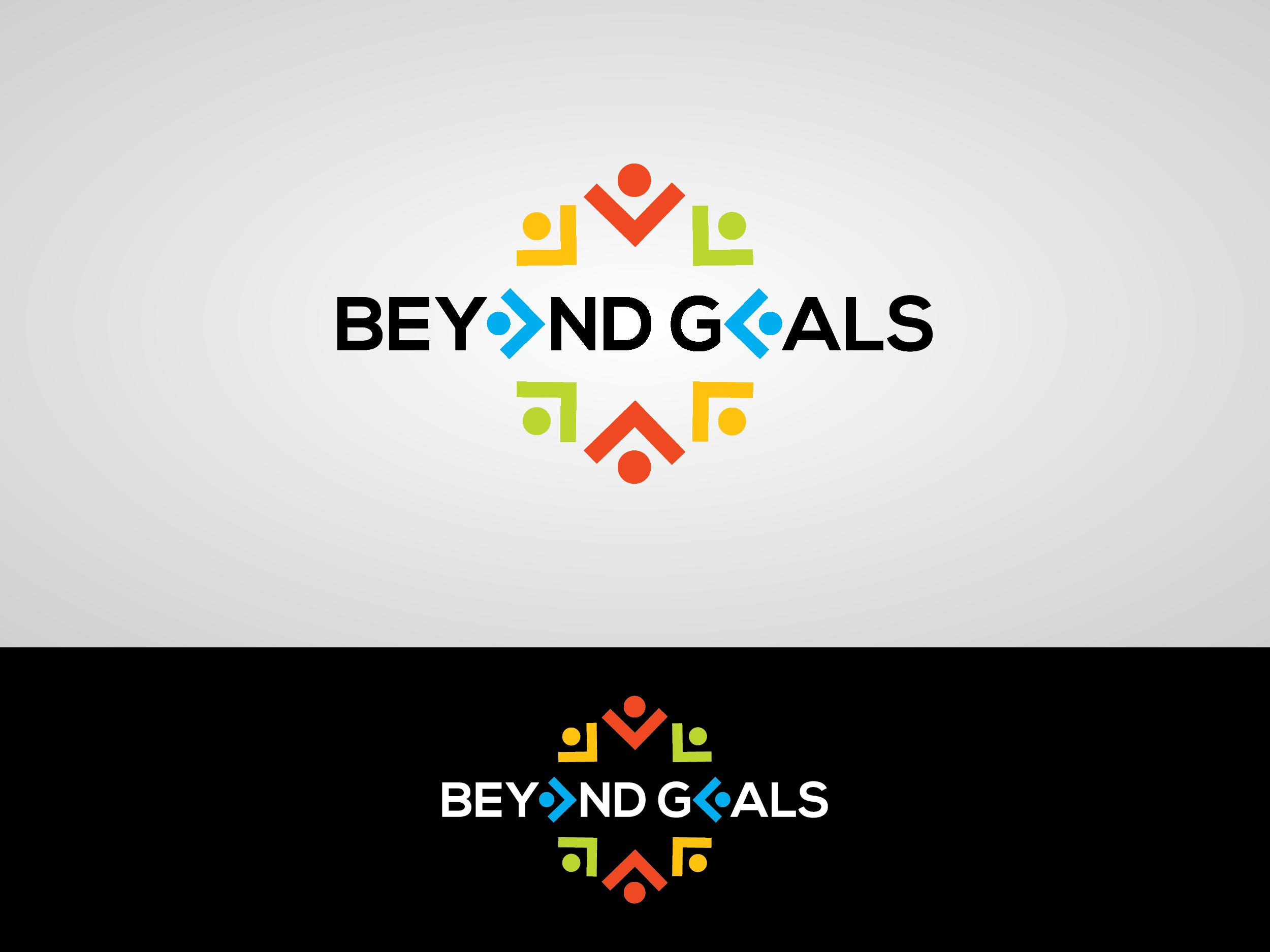 Logo Design by Shahab Uddin - Entry No. 5 in the Logo Design Contest Beyond Goals Logo Design.