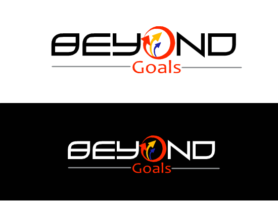 Logo Design by Hania Hassaan - Entry No. 9 in the Logo Design Contest Beyond Goals Logo Design.