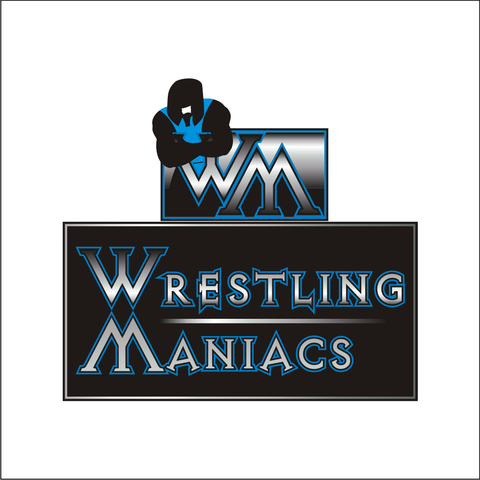 Logo Design by vector.five - Entry No. 10 in the Logo Design Contest Wrestling Maniacs.