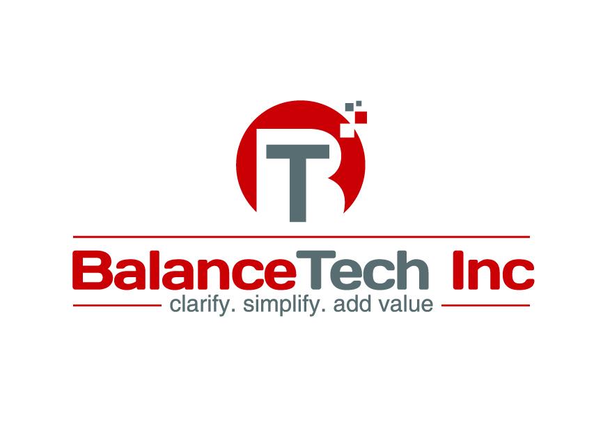 Logo Design by RasYa Muhammad Athaya - Entry No. 14 in the Logo Design Contest Imaginative Logo Design for BalanceTech.