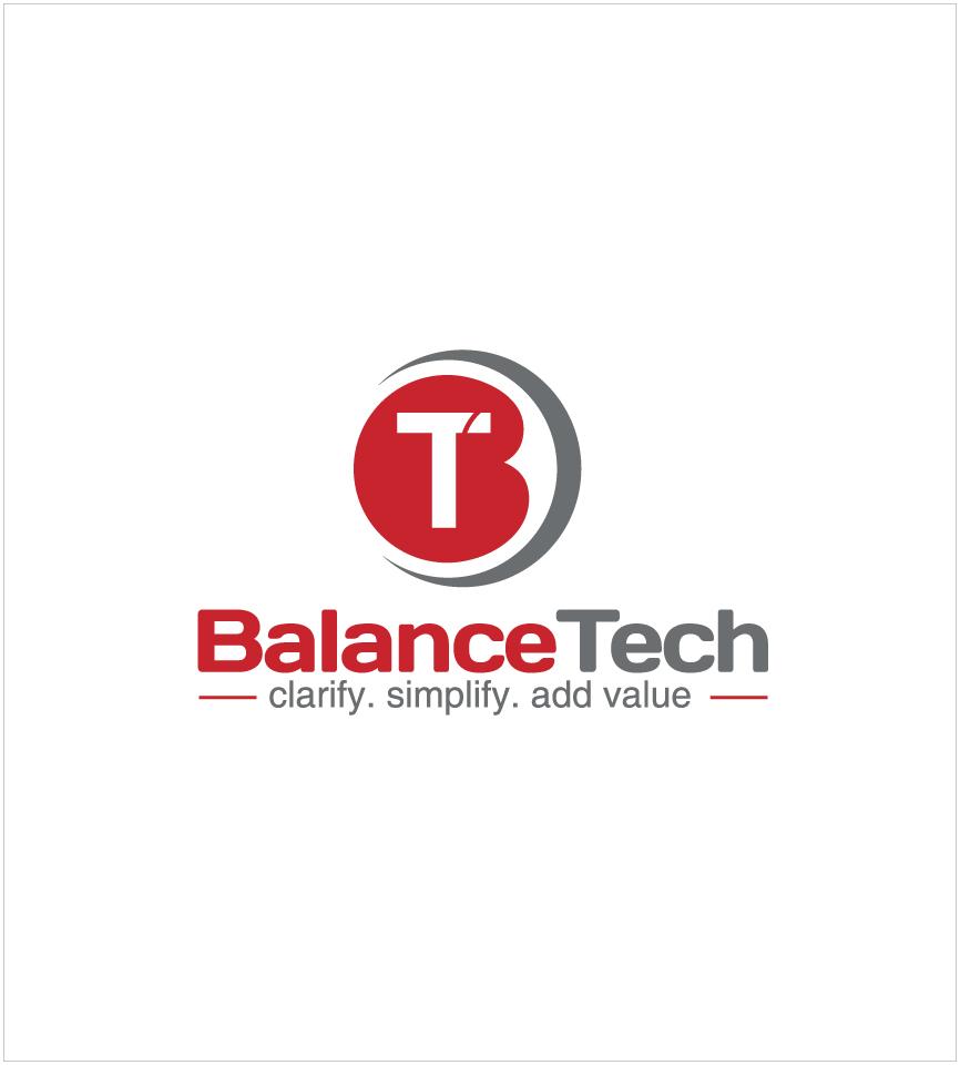 Logo Design by RasYa Muhammad Athaya - Entry No. 17 in the Logo Design Contest Imaginative Logo Design for BalanceTech.
