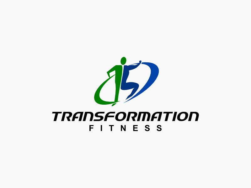 Logo Design by IGP Agus Primakusuma - Entry No. 50 in the Logo Design Contest Inspiring Logo Design for Transformation fitness.