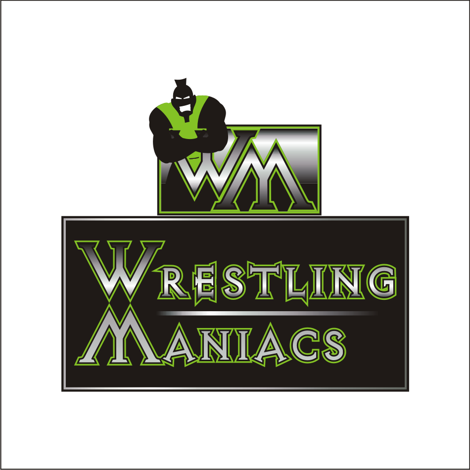 Logo Design by vector.five - Entry No. 12 in the Logo Design Contest Wrestling Maniacs.