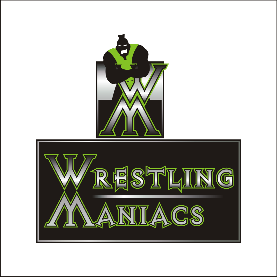 Logo Design by vector.five - Entry No. 13 in the Logo Design Contest Wrestling Maniacs.