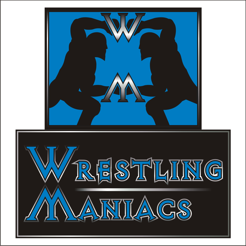 Logo Design by vector.five - Entry No. 15 in the Logo Design Contest Wrestling Maniacs.