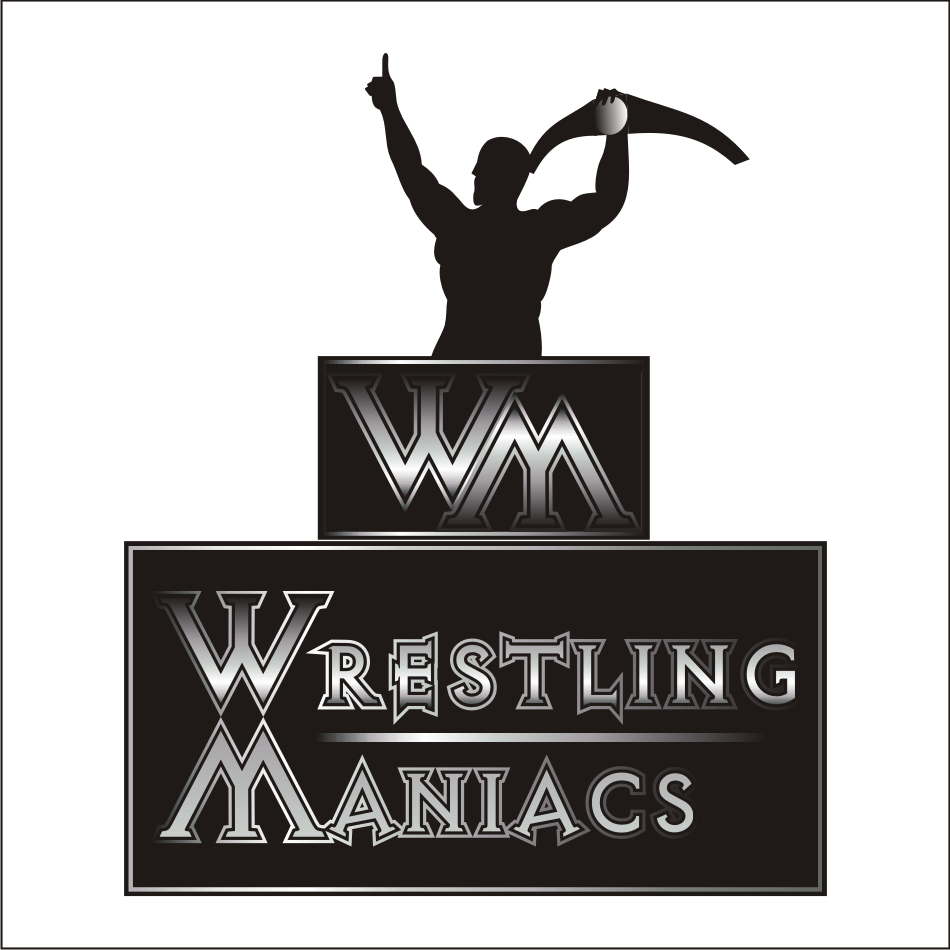 Logo Design by vector.five - Entry No. 16 in the Logo Design Contest Wrestling Maniacs.