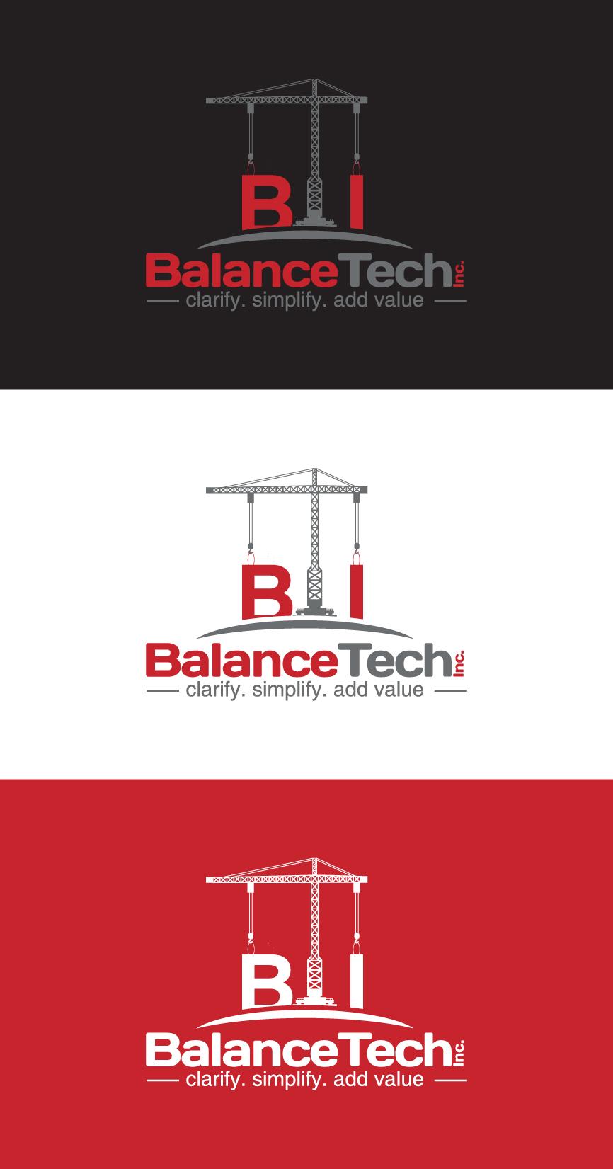 Logo Design by RasYa Muhammad Athaya - Entry No. 31 in the Logo Design Contest Imaginative Logo Design for BalanceTech.
