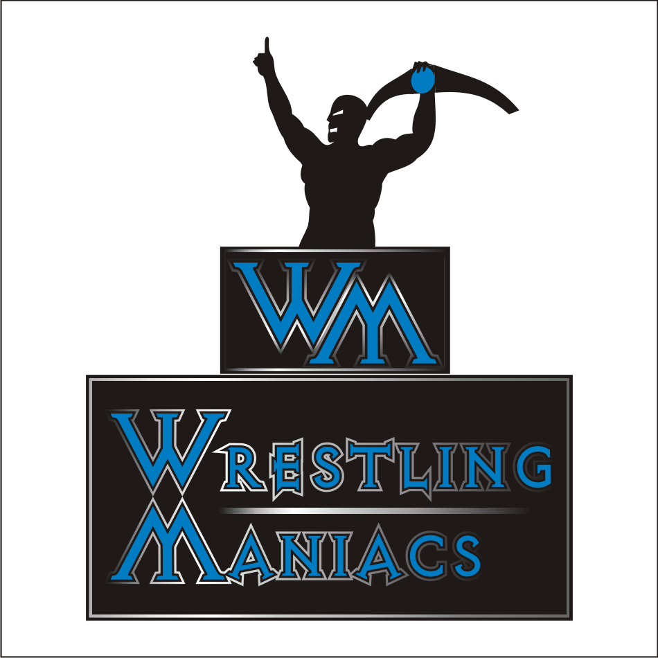 Logo Design by vector.five - Entry No. 17 in the Logo Design Contest Wrestling Maniacs.