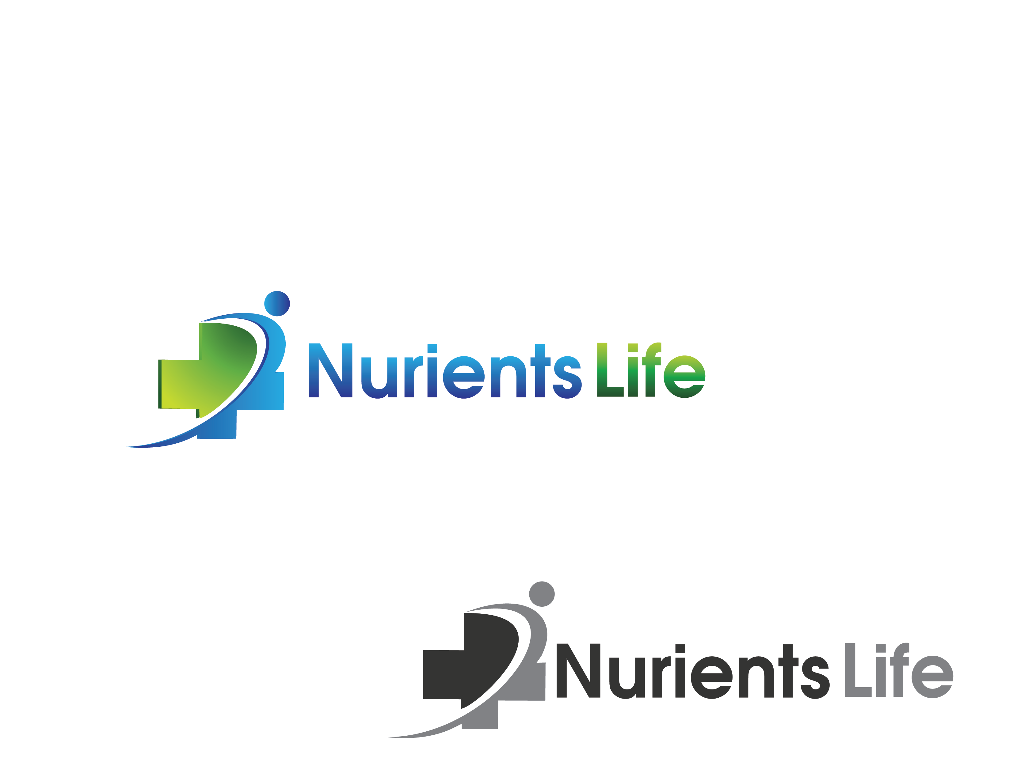 Logo Design by Private User - Entry No. 6 in the Logo Design Contest New Logo Design for Nurients Life.