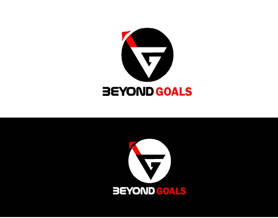 Logo Design by Hania Hassaan - Entry No. 25 in the Logo Design Contest Beyond Goals Logo Design.