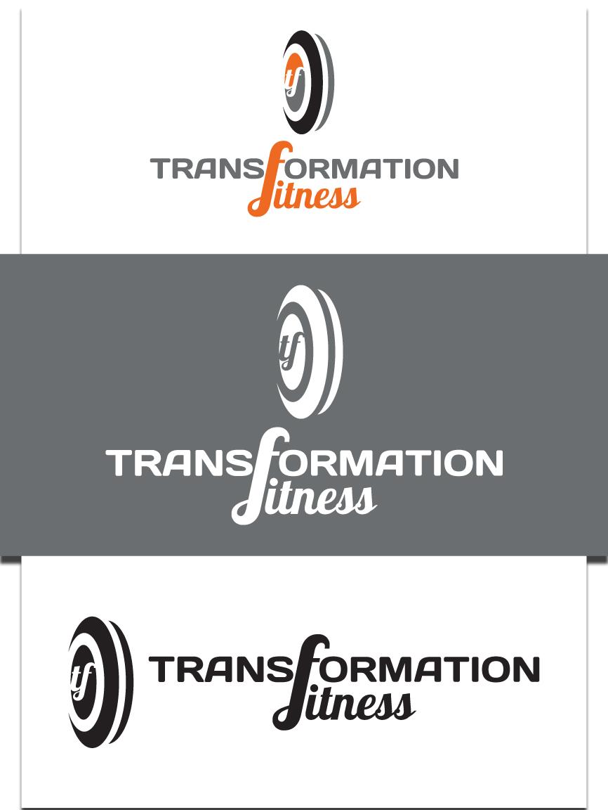 Logo Design by RasYa Muhammad Athaya - Entry No. 70 in the Logo Design Contest Inspiring Logo Design for Transformation fitness.