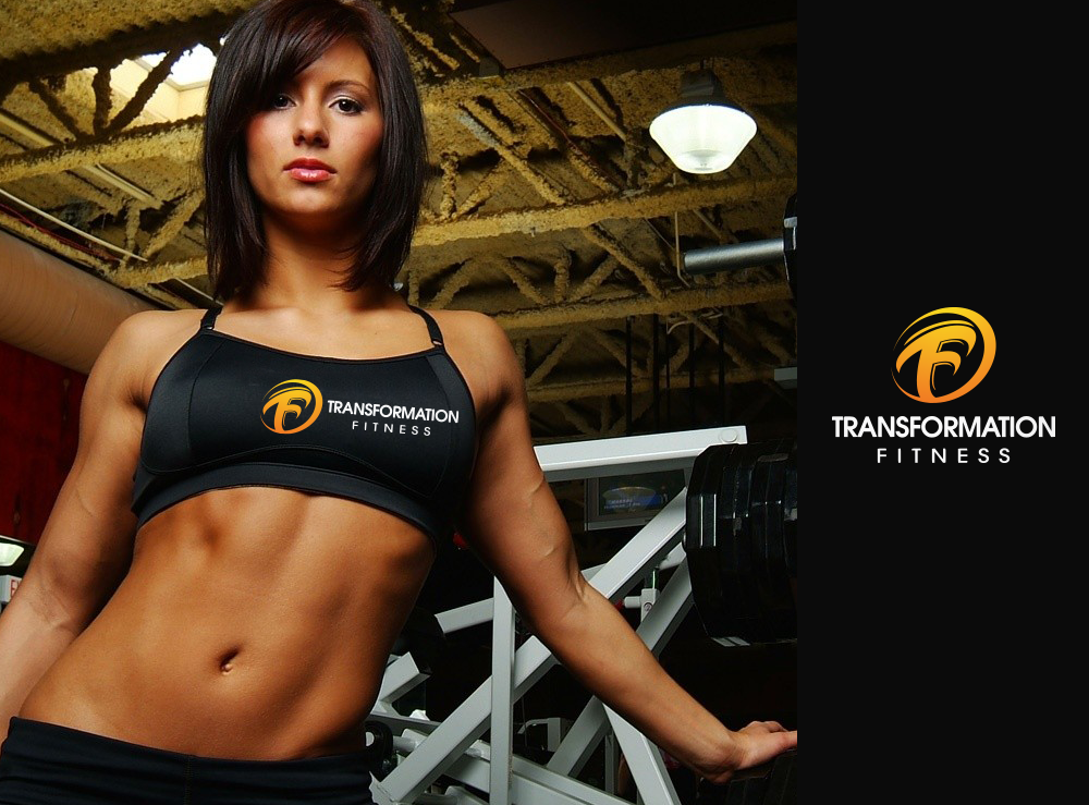 Logo Design by Asrullah Muin - Entry No. 98 in the Logo Design Contest Inspiring Logo Design for Transformation fitness.