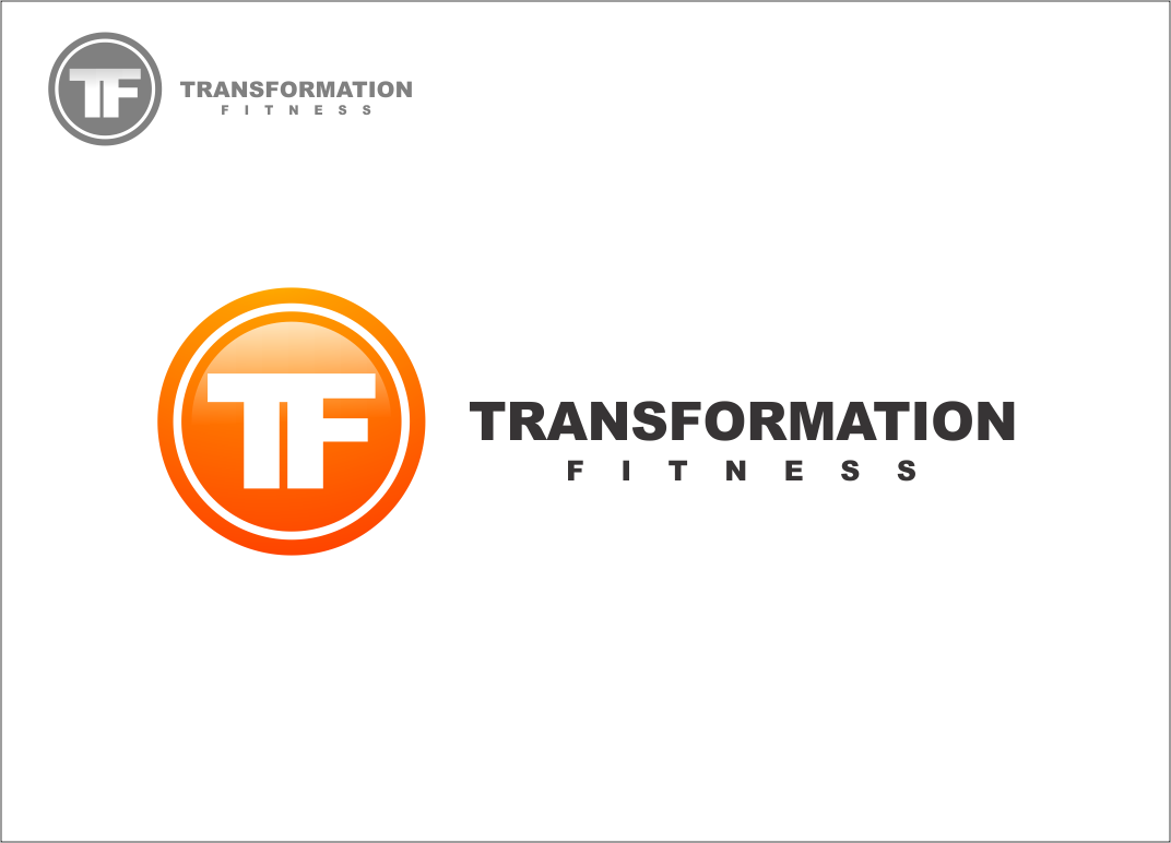 Logo Design by Agus Martoyo - Entry No. 100 in the Logo Design Contest Inspiring Logo Design for Transformation fitness.