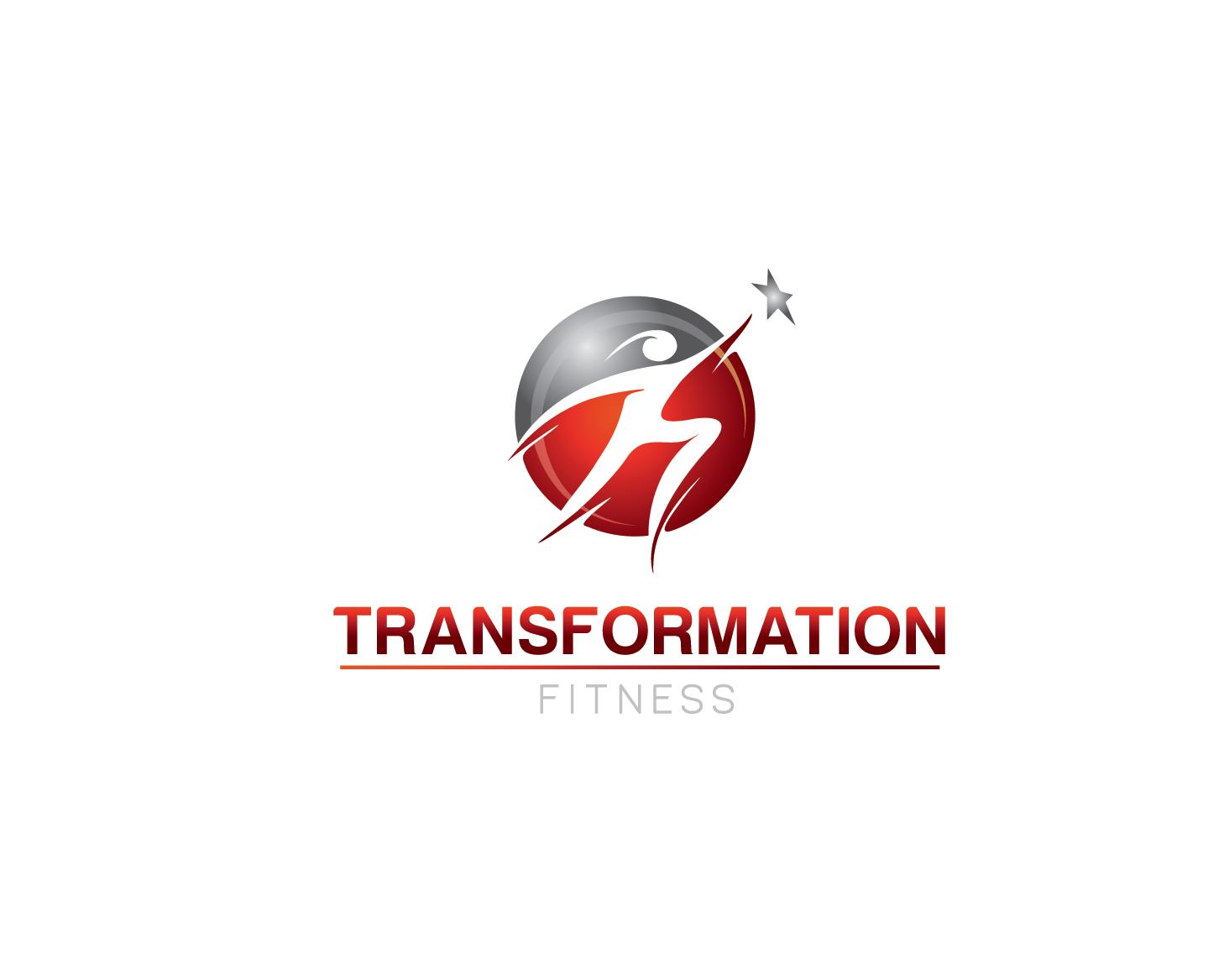 Logo Design by jerjer22 - Entry No. 101 in the Logo Design Contest Inspiring Logo Design for Transformation fitness.