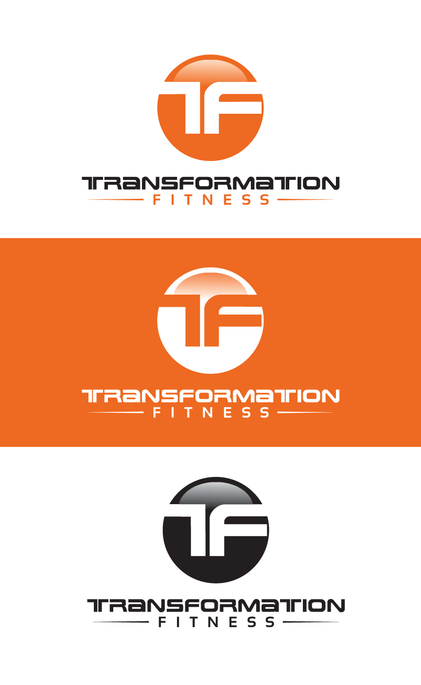 Logo Design by RasYa Muhammad Athaya - Entry No. 104 in the Logo Design Contest Inspiring Logo Design for Transformation fitness.