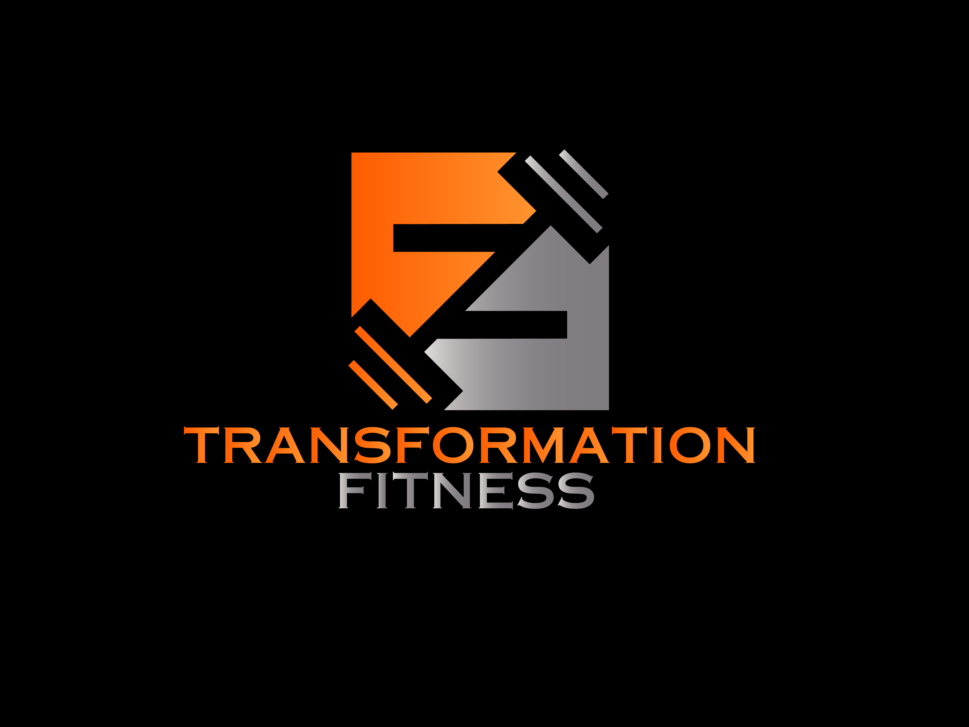 Logo Design by brands_in - Entry No. 110 in the Logo Design Contest Inspiring Logo Design for Transformation fitness.