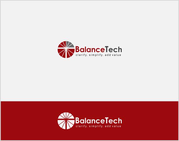 Logo Design by Armada Jamaluddin - Entry No. 59 in the Logo Design Contest Imaginative Logo Design for BalanceTech.