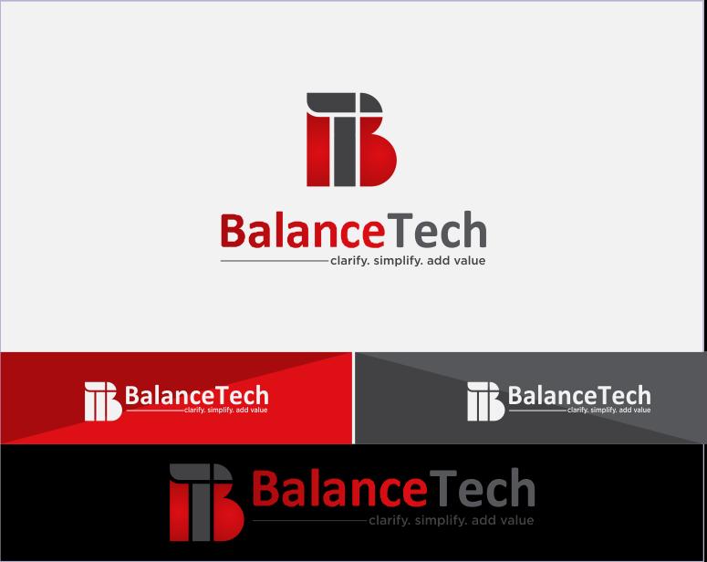 Logo Design by Armada Jamaluddin - Entry No. 73 in the Logo Design Contest Imaginative Logo Design for BalanceTech.