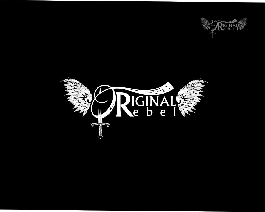 Logo Design by Private User - Entry No. 14 in the Logo Design Contest Creative Logo Design for Original Rebel.
