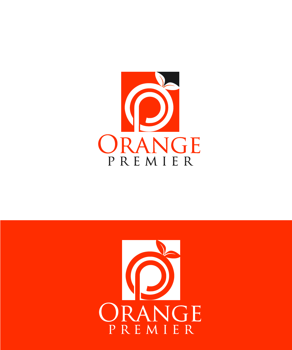 Logo Design by rockin - Entry No. 1 in the Logo Design Contest Captivating Logo Design for Orange Premier.