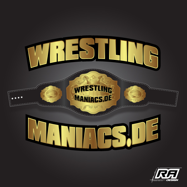 Logo Design by RA-Design - Entry No. 30 in the Logo Design Contest Wrestling Maniacs.