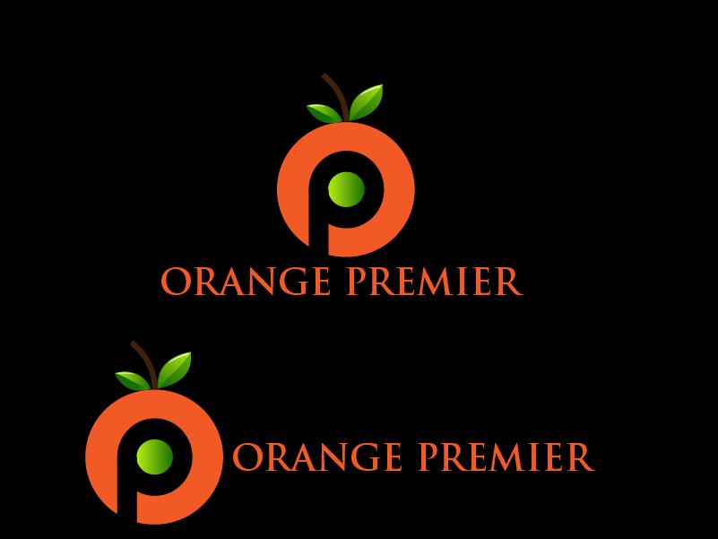 Logo Design by Private User - Entry No. 13 in the Logo Design Contest Captivating Logo Design for Orange Premier.