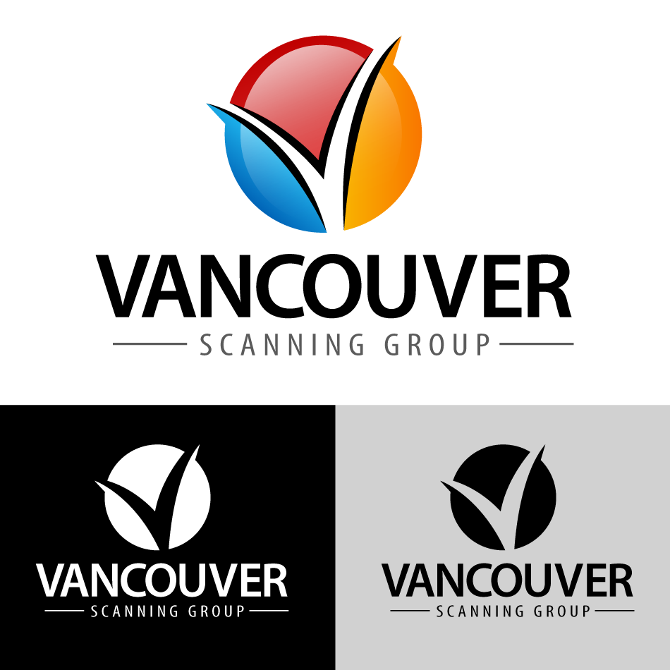 Logo Design by Mark Raymond Faelmoca - Entry No. 42 in the Logo Design Contest Vancouver Scanning Group.