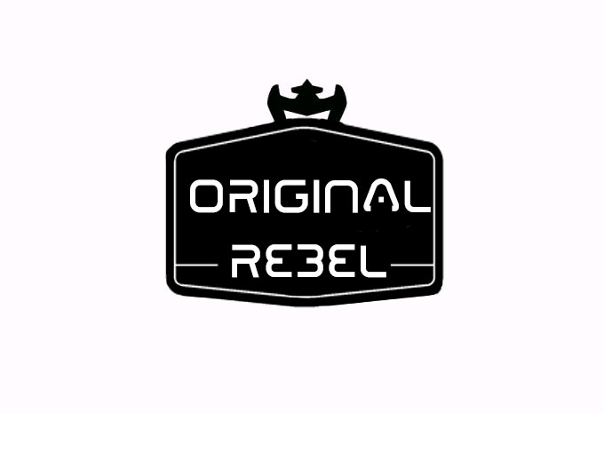 Logo Design by Clark Calina - Entry No. 24 in the Logo Design Contest Creative Logo Design for Original Rebel.